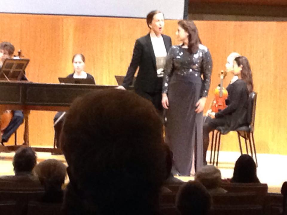 L'incoronazione di Poppea  Alyssa Burdick: Nerone  Evan Kardon: Poppea  San Francisco Conservatory, March 2015