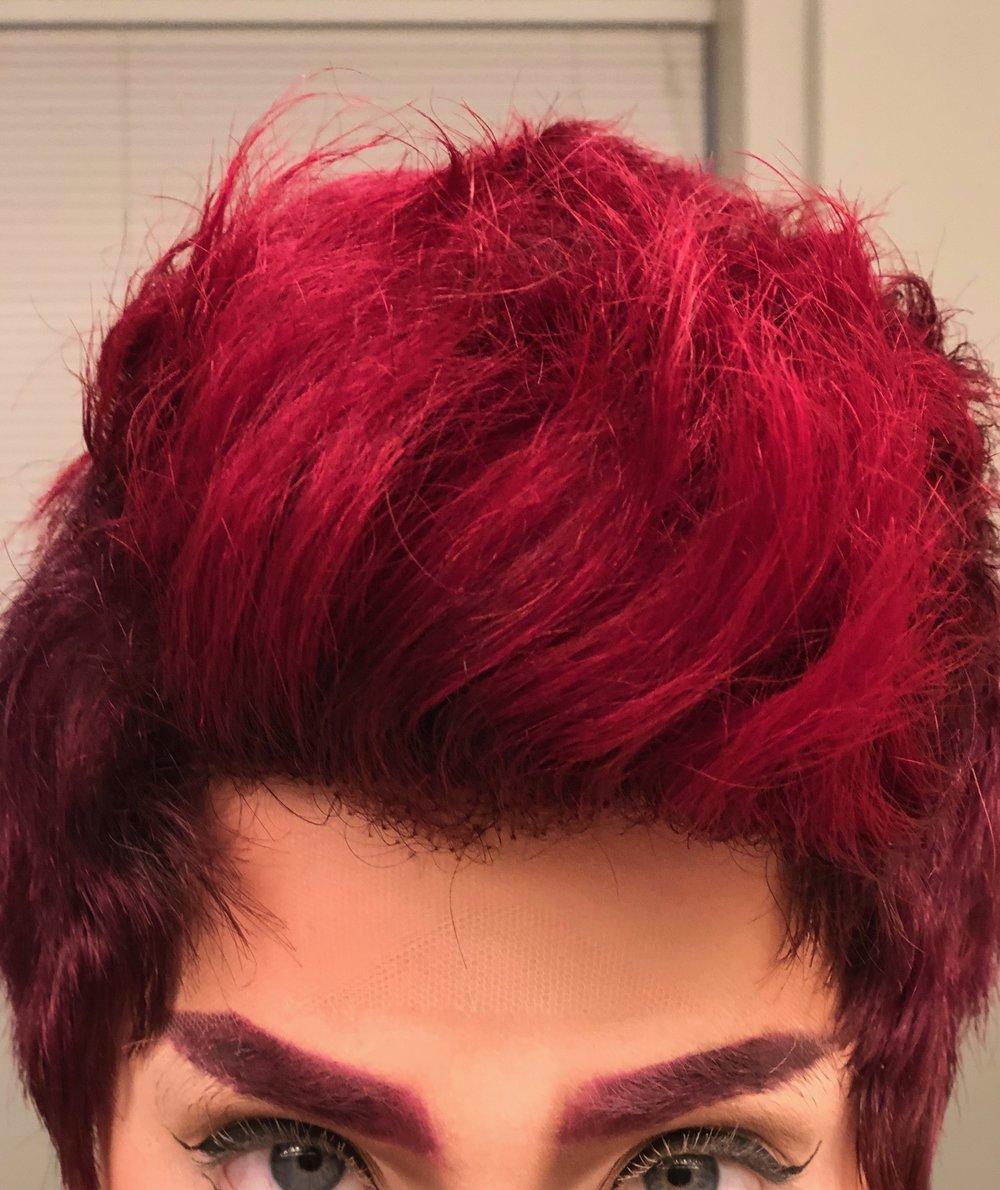 Wig: Sue Sitko
