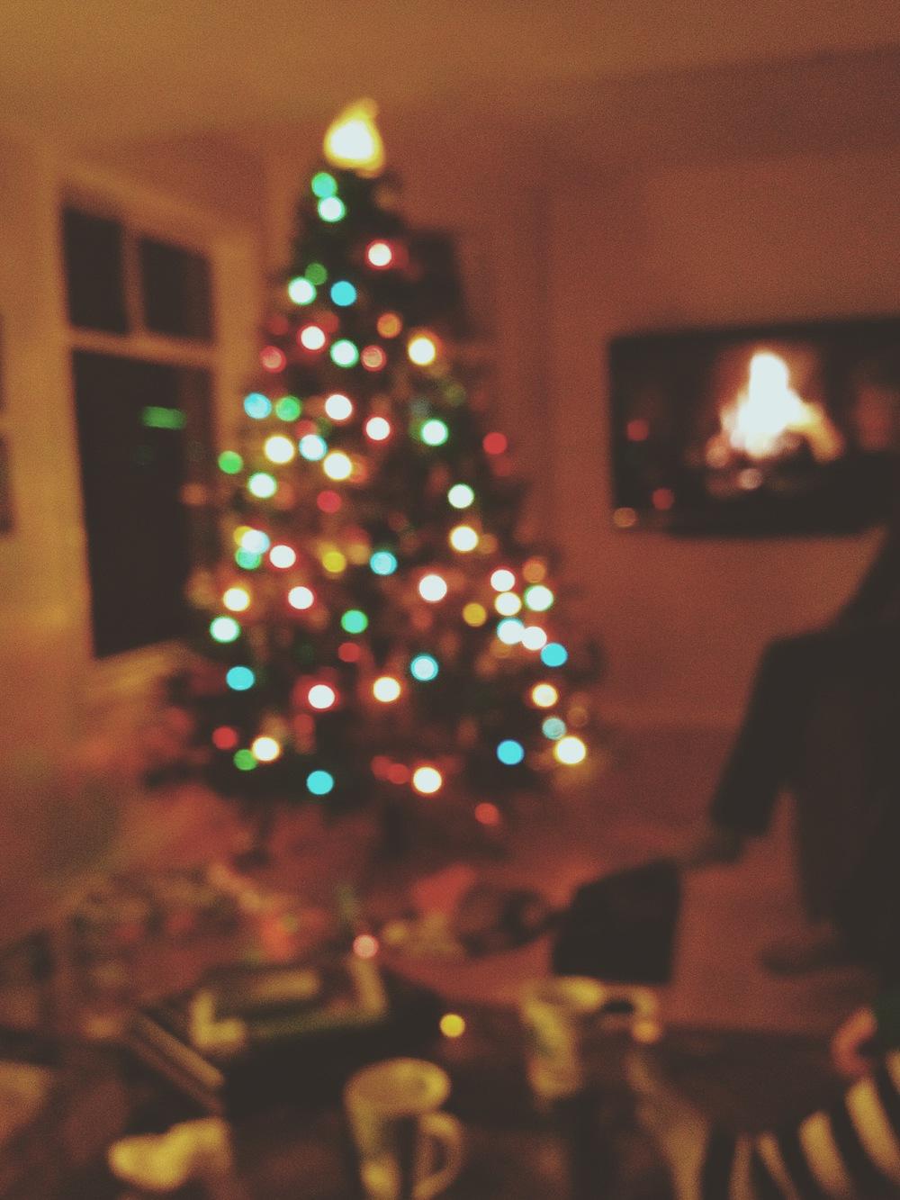 Armet Christmas tree.