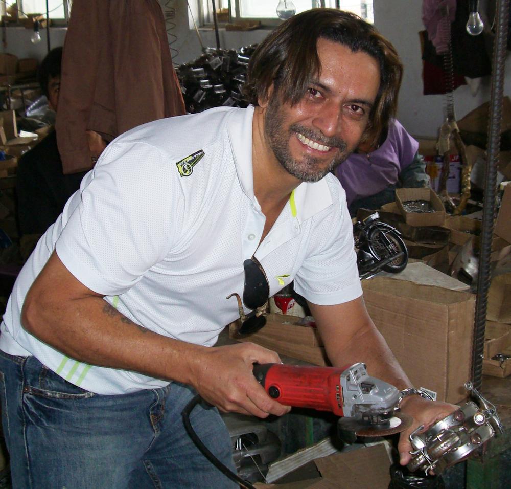 Carlos in production.jpg