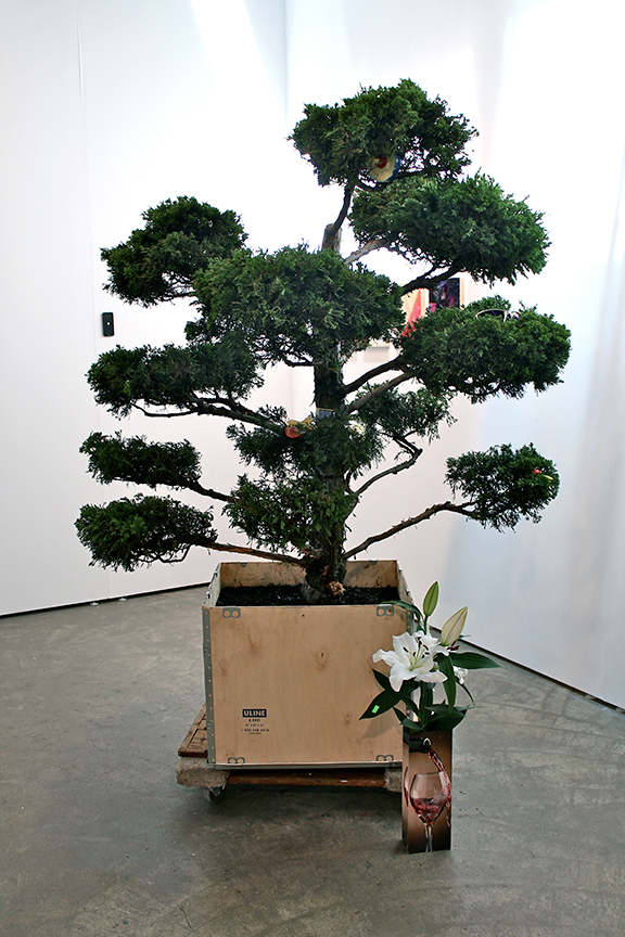 Untitled Installation   for SIGNAL Gallery, NADA Fair 2015
