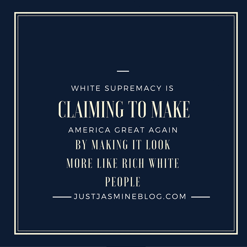 white supremacy