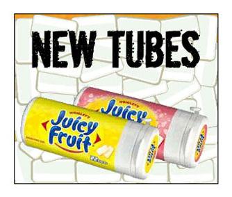 Juicy Fruit - Expandable Big Box - 5