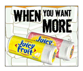 Juicy Fruit - Expandable Big Box - 6
