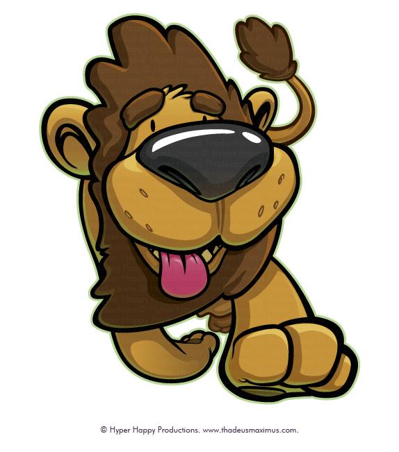 Big Zoo Fun - Lion