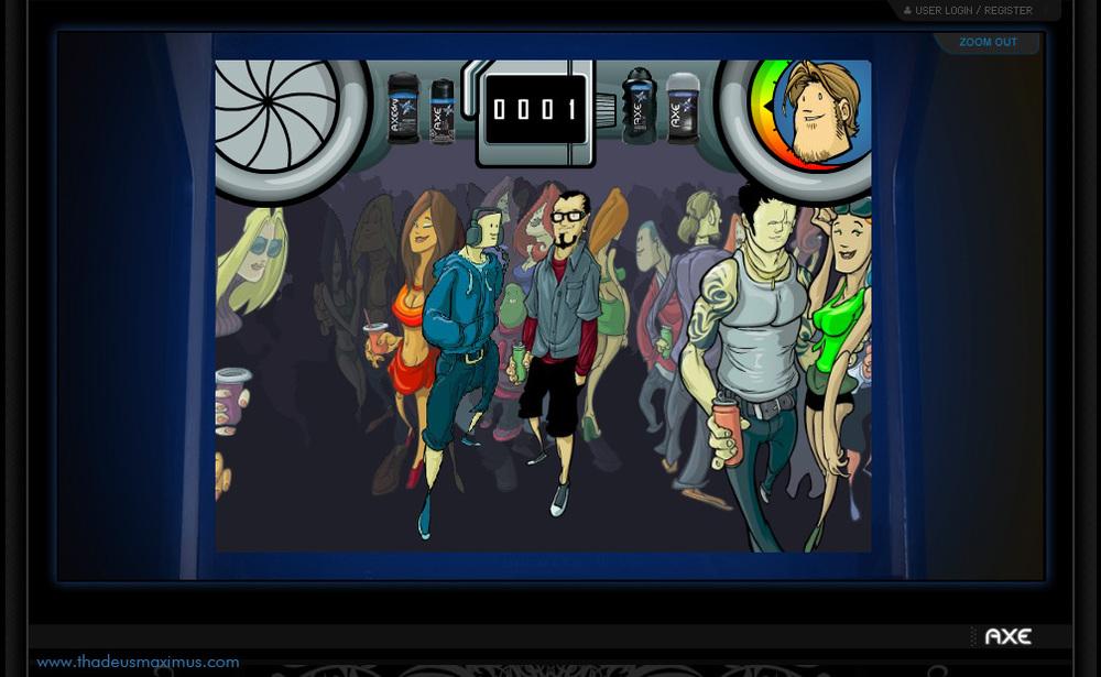 Axe - Clix Game - Game 2