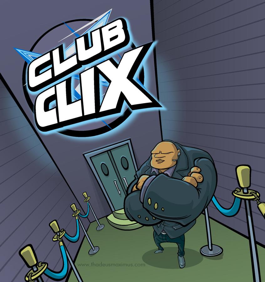 Axe - Clix Game - Exterior Bouncer