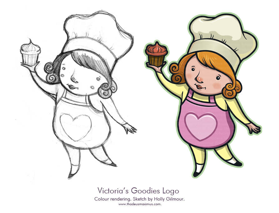 Victoria's Goodies Logo