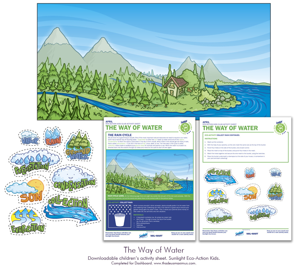 Sunlight - Eco-Action Kids: The Way of the Water