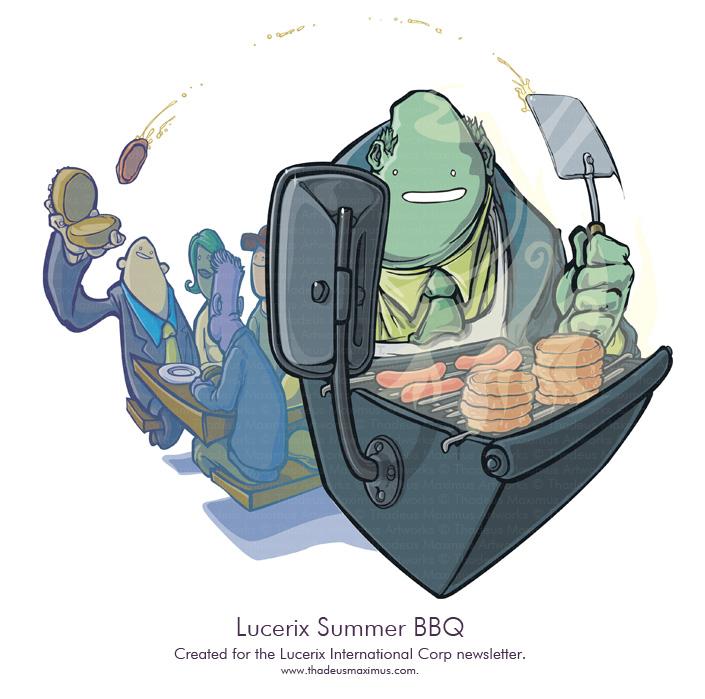 Lucerix: Summer BBQ