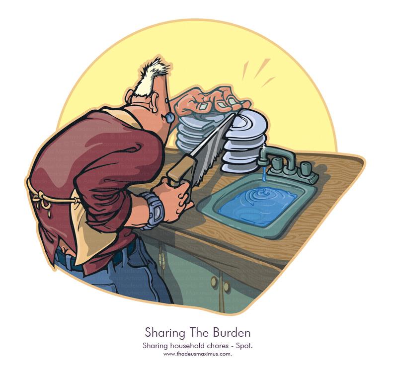 Sharing The Burden - 1