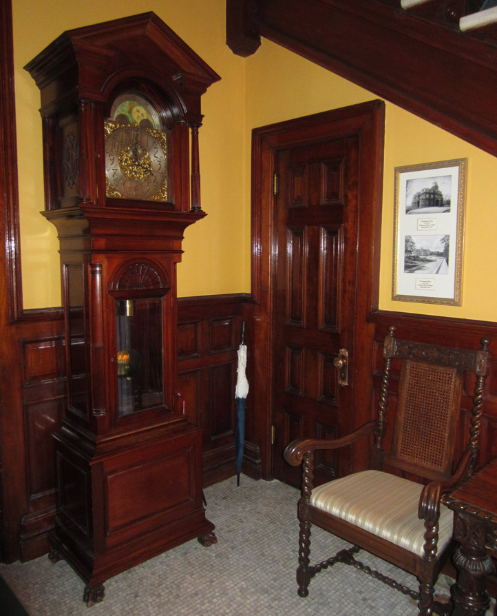 Great Grandfather Clock.