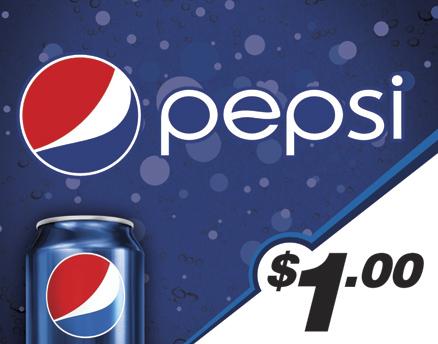 Vend Men Product Sample - Pepsi