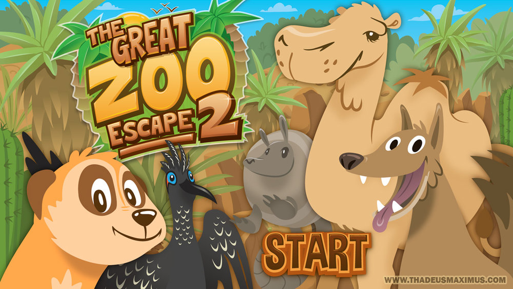 Big Zoo Fun - Available on the iPad and the iPhone.