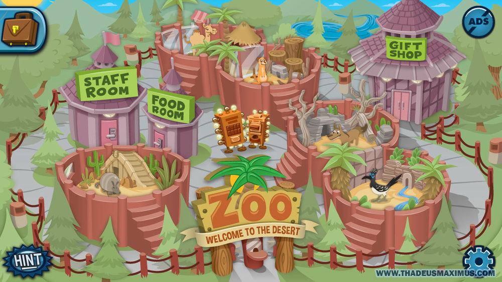 Big Zoo Fun - The Lion.