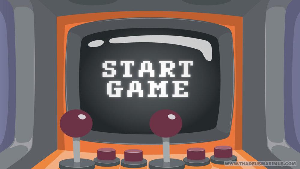 The GreatZoo Escape 2: Gift Shop - Arcade Screen