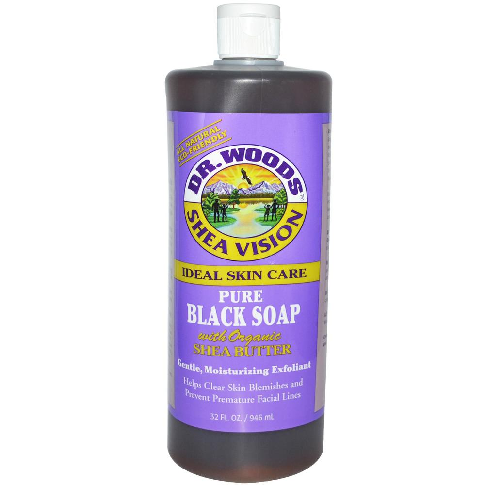Dr. Woods Soap Review from Clean's the New Black