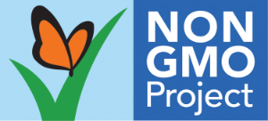 Look for this butterfly from the Non-GMO Project to ensure the product has followed industry best practices for GMO avoidance