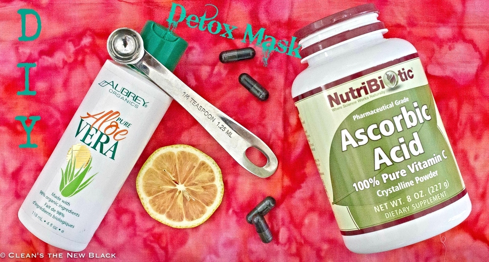 DIY Detox Mask Two Ways from CTNB