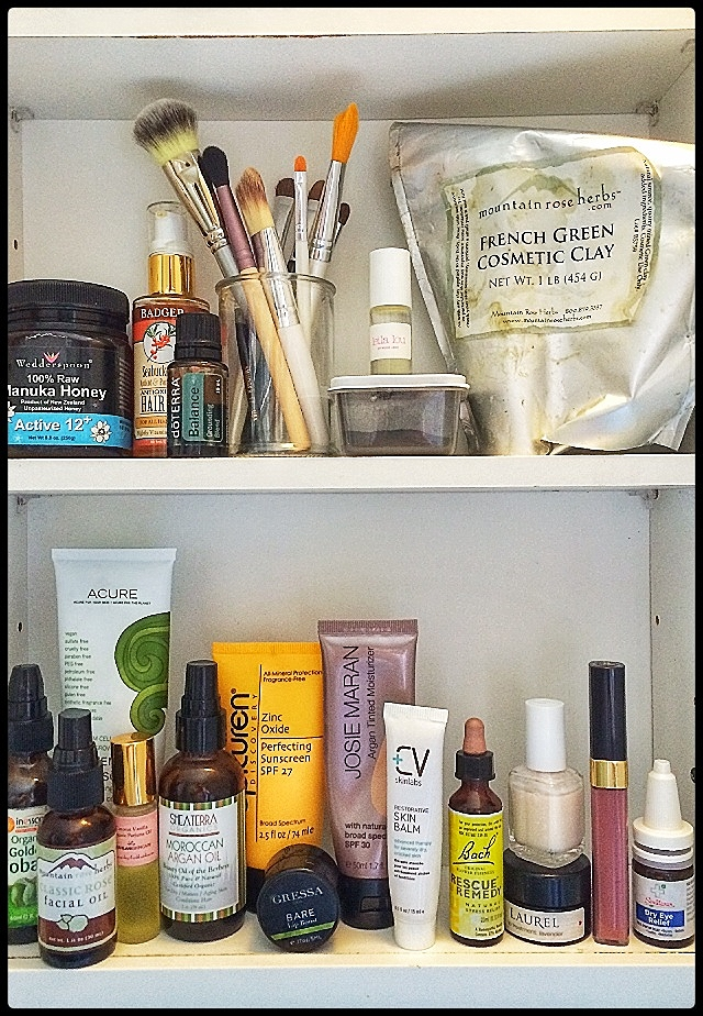 Her Medicine Cabinet