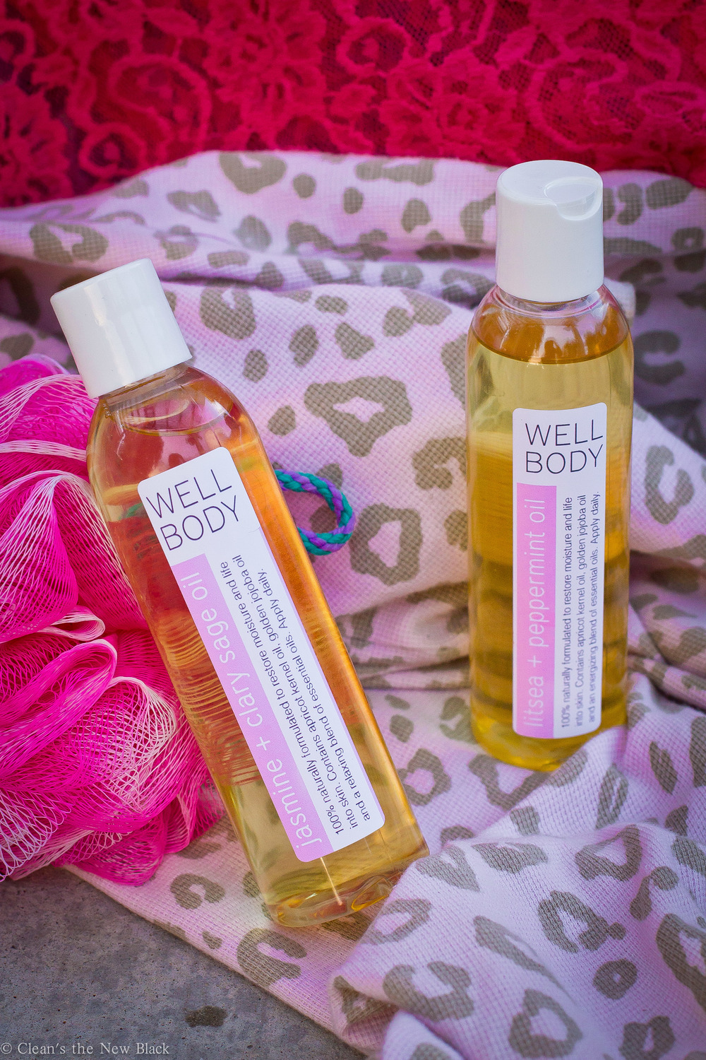 Well Body Body Oil Review and Interview with founder