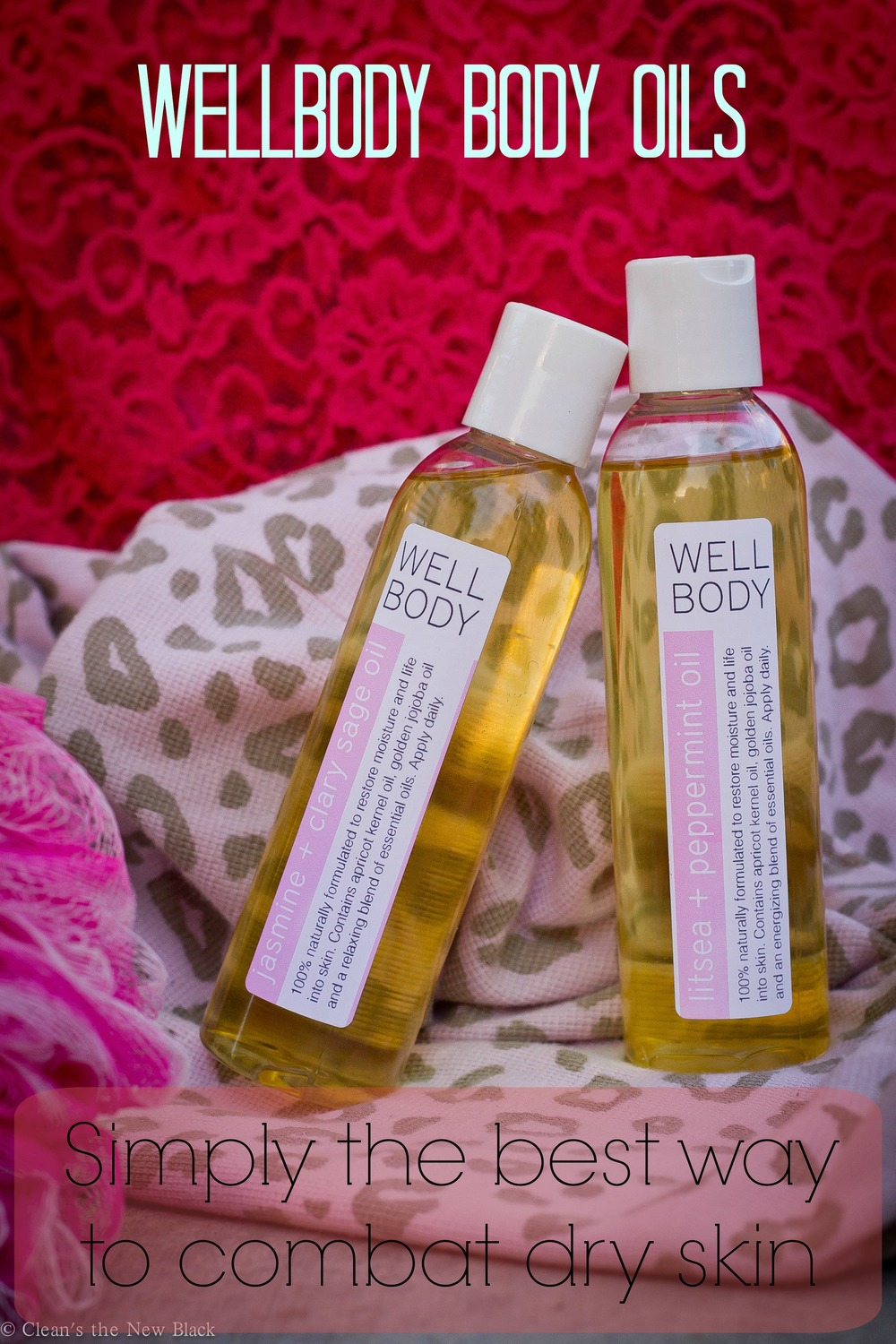 Get rid of that dry winter skin with body oils form WellBody. Plus check out the exclusive interview with the founder.