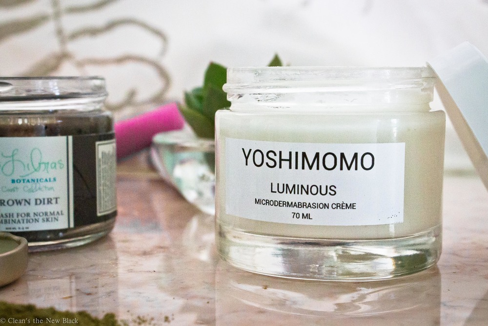 Review for Yoshimomo Luminious Microdermabrasion Creme