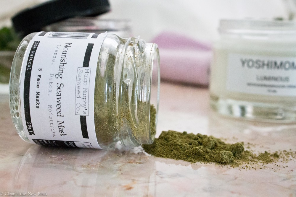 Mungo Murphy's Nourishing Seaweed Mask review