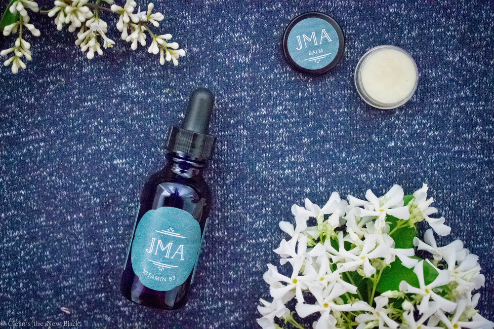 JMA B3 Serum and Lip Balm Review