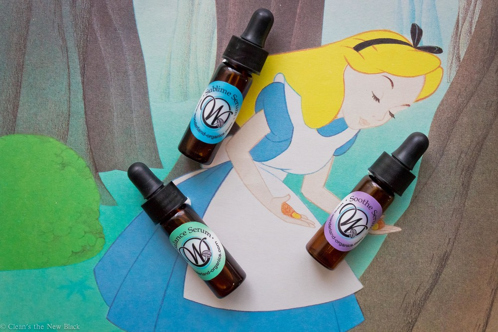 Wonderland Organics Balance Serum Review