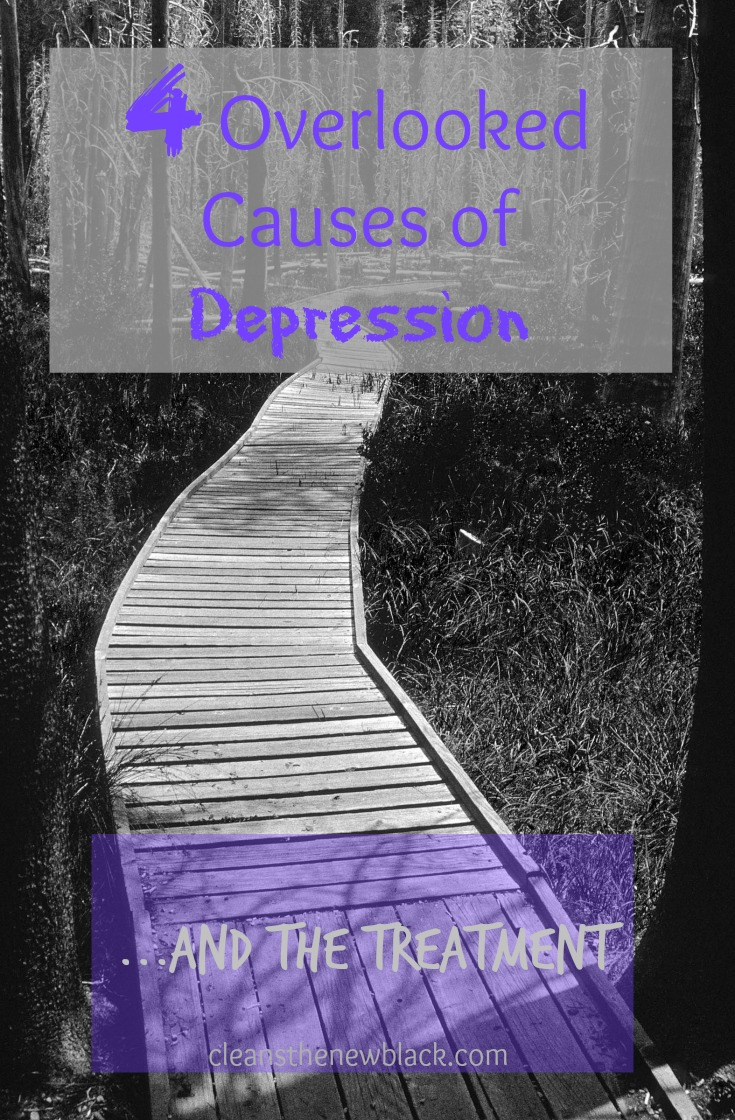 If you suffer from depression and are tired of you current treatment you must read this. A natural cure for depression and mood issues is possible. It's time to get back your life!