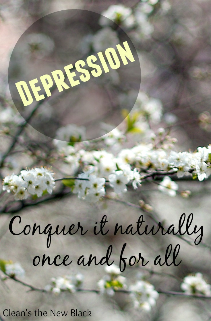 Natural treatment for depression
