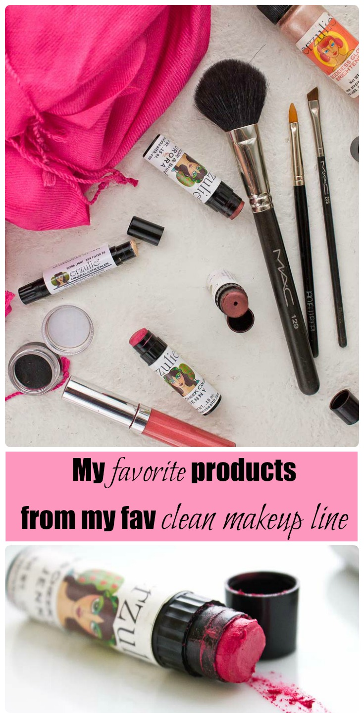 Erzulie Cosmetics has long been my fav #greenbeauty brand. It's affordable, high performance, and all natural. Come see my favorite picks from the line.