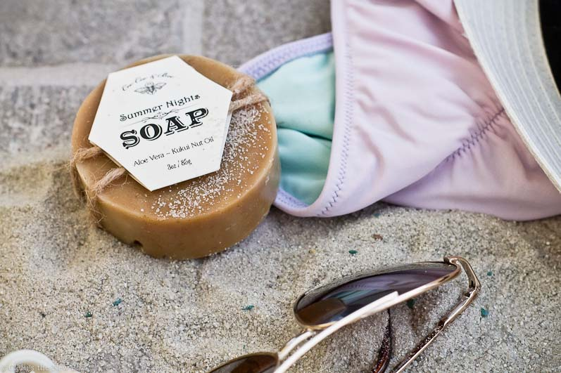 Summer Nights Soap Review cee cee and bee