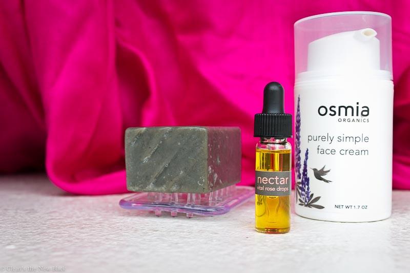 Osmia Organics Nectar Vital Rose Drops Review