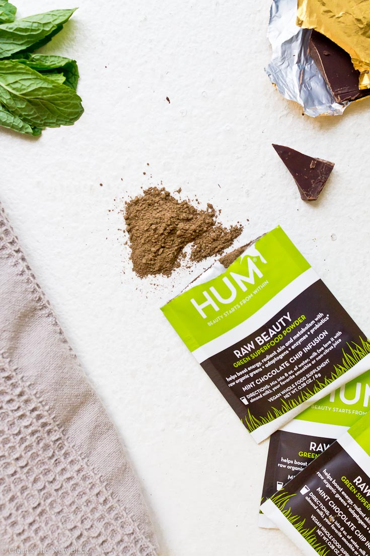 HUM Raw Beauty is a delicious way to curb those afternoon cravings and give you a healthy energy boost. Read my full review here