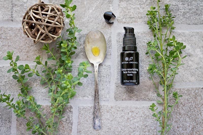 Bottega Organica Extra nourishing face formula review