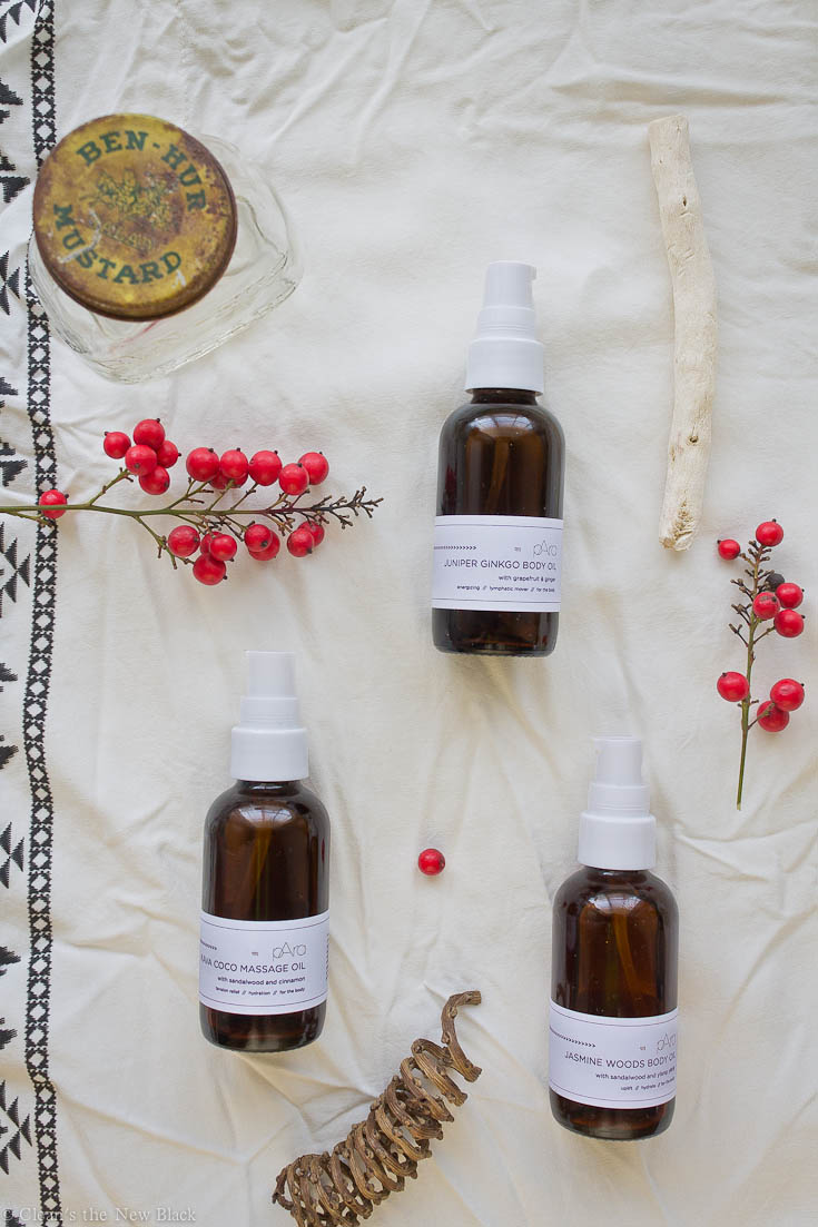 pAra body oil review