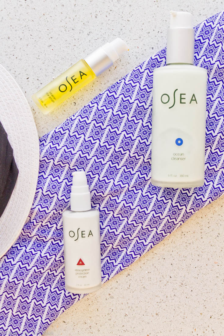 Let the power of the ocean revive your skin, OSEA skincare is a green beauty brand packed with skin loving nutrients from the sea.
