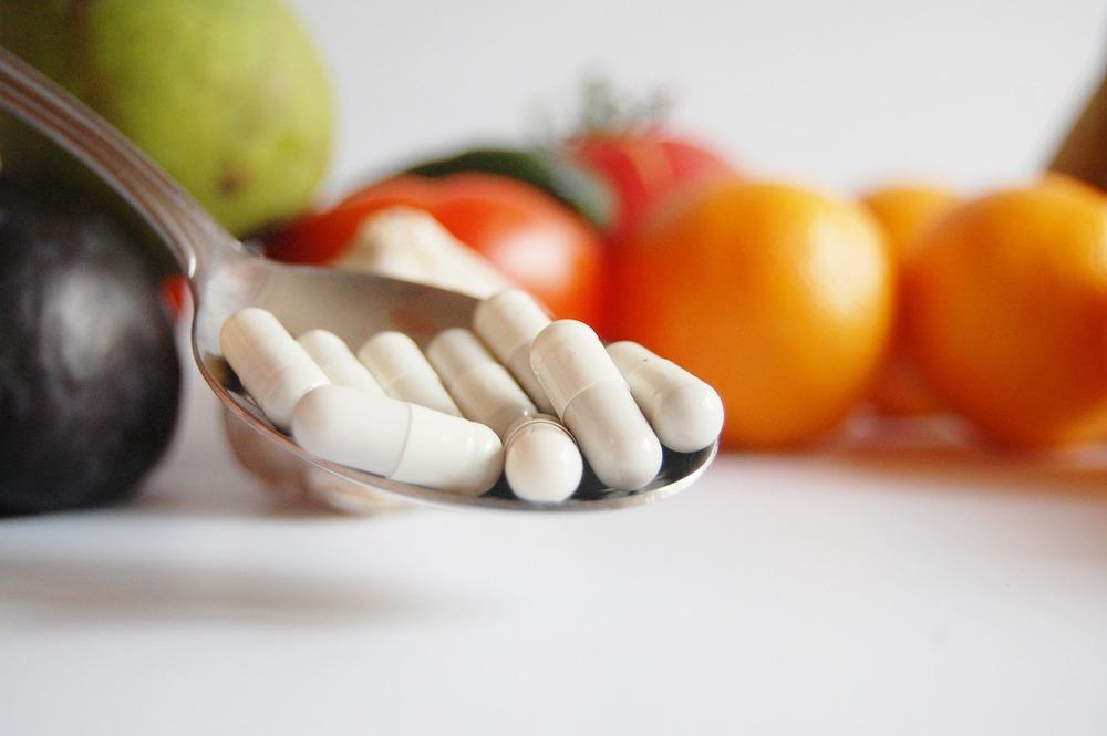 Whole food calcium supplement