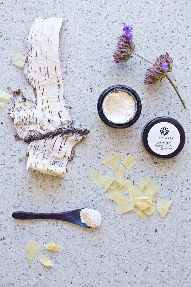 Violets Are Blue Smoothing Clay Mask Review
