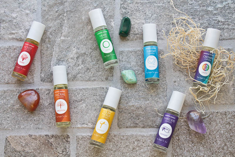Mindful Mosaic Essential Oil Blends review