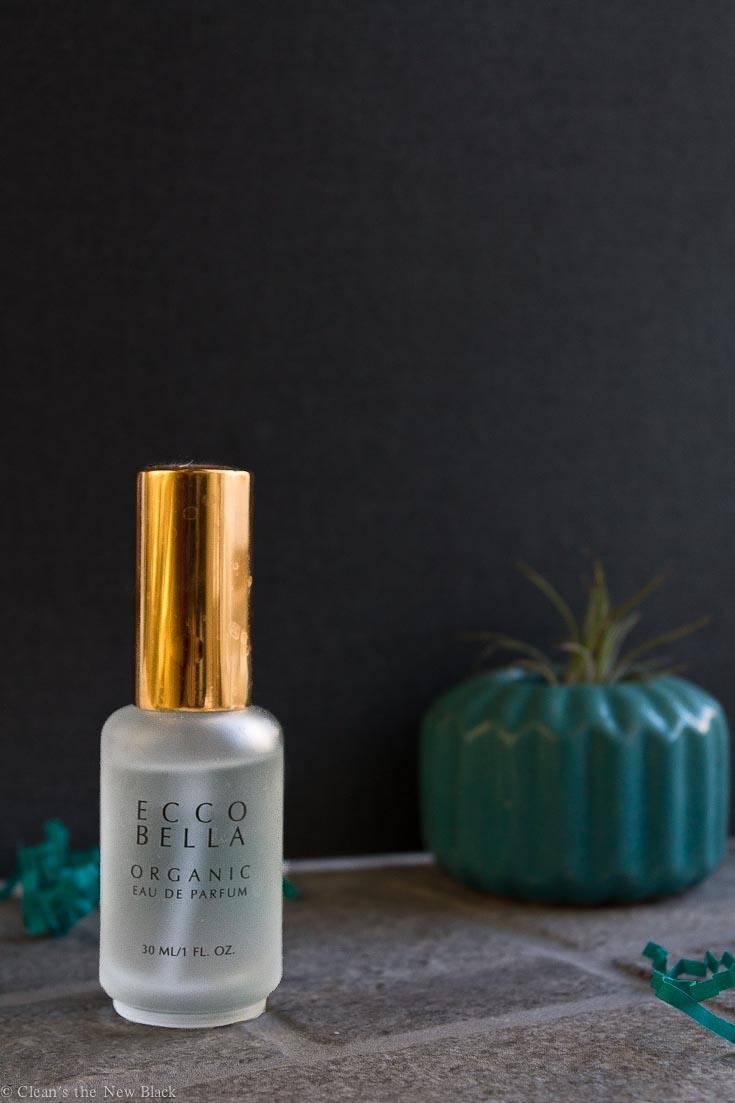 Ecco Bella Vanilla Bourbon perfume review