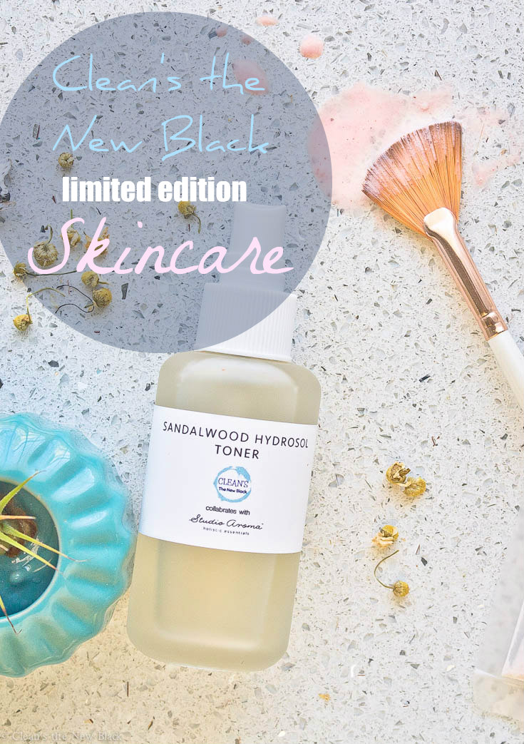 Clean's the New Black Skincare