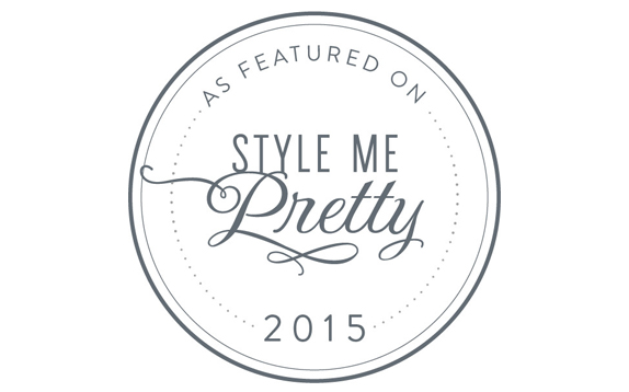 Featured on Style Me Pretty   Sugar & Gold