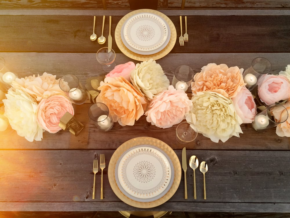 giant paper flower centerpieces - Ideal.vistalist.co