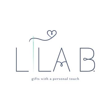Lila B Logo | Branding by Sugar & Gold