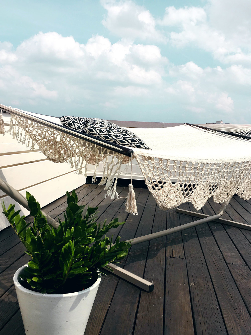 Sugar & Gold | Year One in Vacasa | Tulum Inspired Rooftop Deck