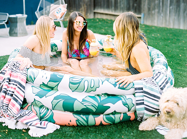 @thepoffs  |  luxe beach towels:  @beachbumtowelco