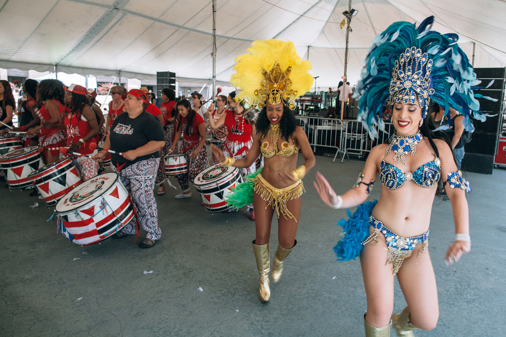 Batalá NYC & For the Love of Samba